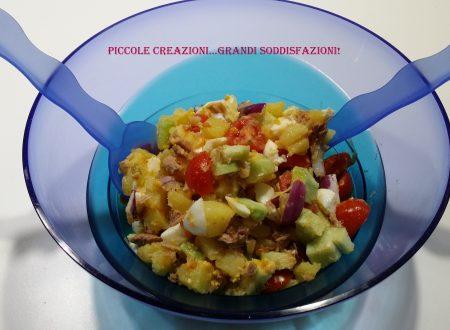 Ricette d'aMARE – Cialda di patate