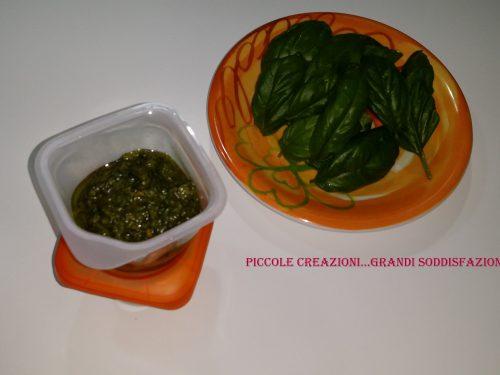 Pesto home made