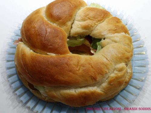 Ricette da buffet – Pan brioche