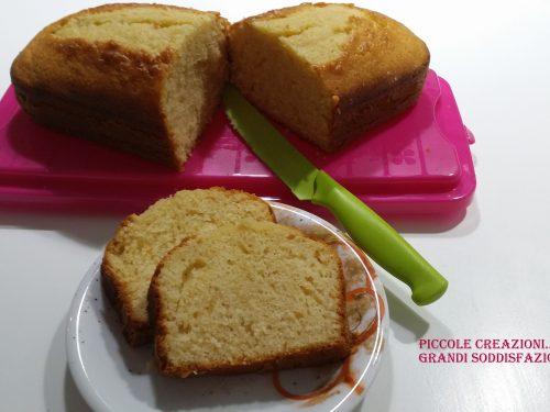 Plum cake simil Mulino Bianco