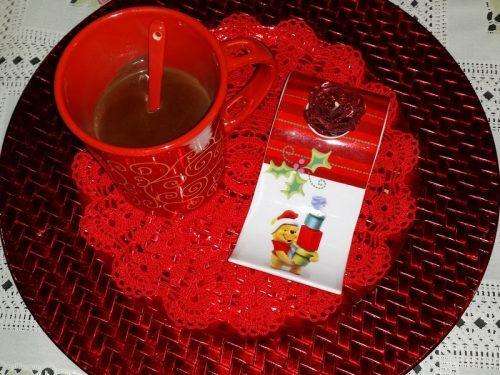 Preparato cioccolata in tazza