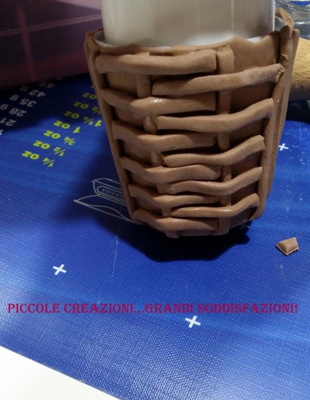 mongolfiera in pasta di zucchero