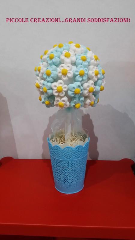 spesso Tutorial albero di Marshmallow | Piccole creazionigrandi  ZA43