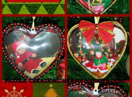 Pallina di Natale con foto