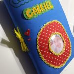 Quiet Book senza cucire - Prima parte tutorial - Copertina e rilegatura