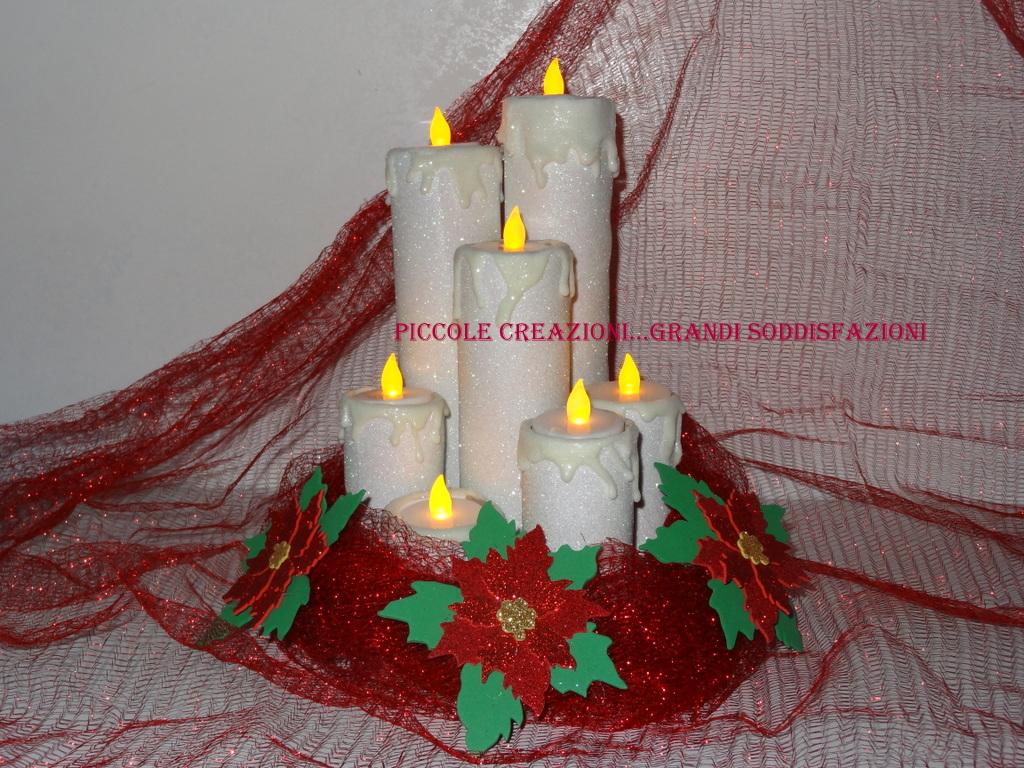 Rotoli Di Carta Igienica Lavoretti Natalizi : Candelabro natalizio con i rotoli della carta igienica piccole
