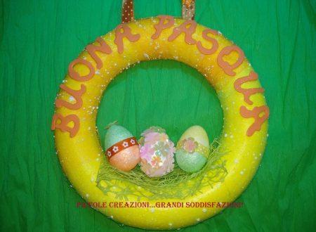 Ghirlanda di Pasqua