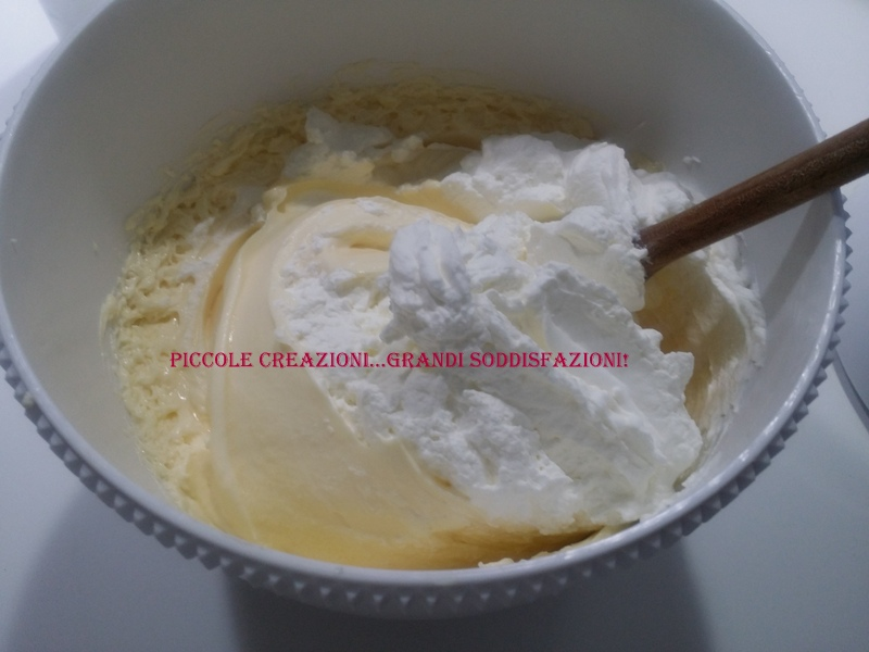 Crema al mascarpone con uova pastorizzate