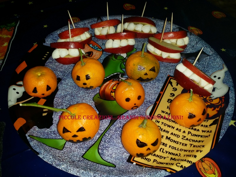Raccolta di idee per la tavola di Halloween