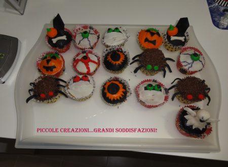 Cupcake spaventosi