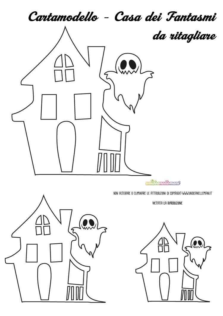 Ghirlanda fuoriporta di Halloween