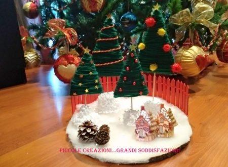 Villaggi natalizi fai da te