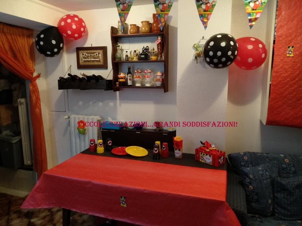 Come realizzare una festa a tema Topolino