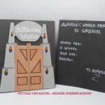 Invito a tema Jurassic World party