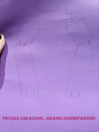 Bare di cartoncino porta noccioline