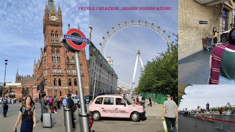 Diario di viaggio di 6 giorni a Londra con bimbi