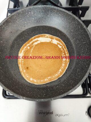 Pan cake senza uova fatti in casa