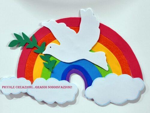 Arcobaleno della pace